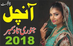 Old Editions Aanchal Digest 2018