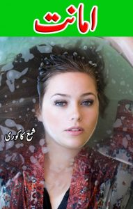 Amanat Urdu Novel By Shama Kakori PDF Free Download