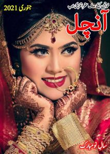 Aanchal Digest January 2021 Free Urdu Digest